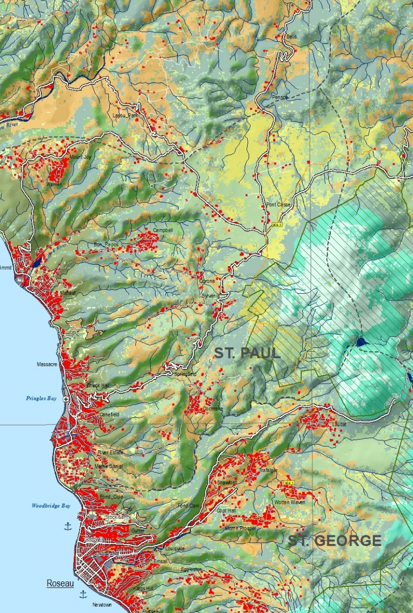 Maps CHARIM