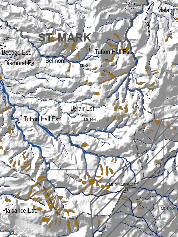 Maps For Grenada CHARIM - Grenada atlas map