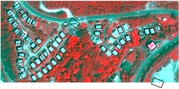 7 4 Using satellite images for mapping and updating building