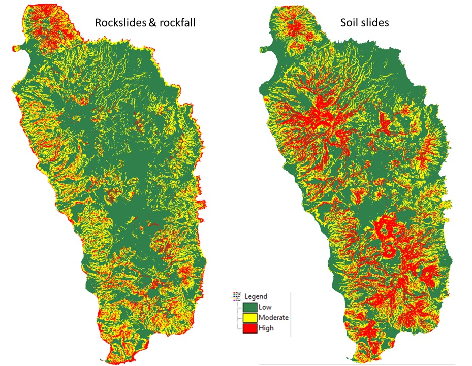 For Decision Makers It Is Not Useful To Have Two Individual Landslide Susceptibility Maps Because For Many Of Them It Would Make Too Much Difference