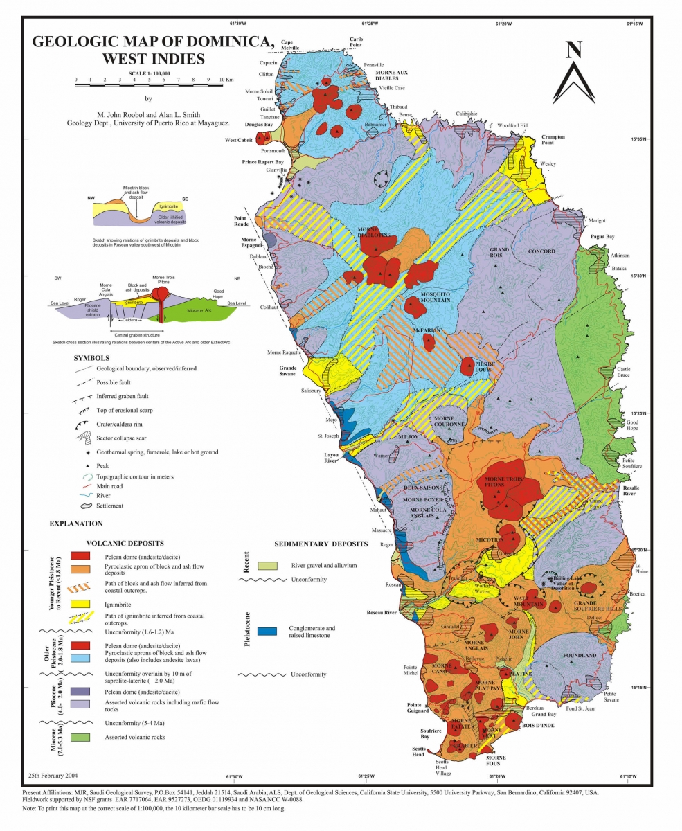8 3 national scale landslide susceptibility assessment for Soil and geology