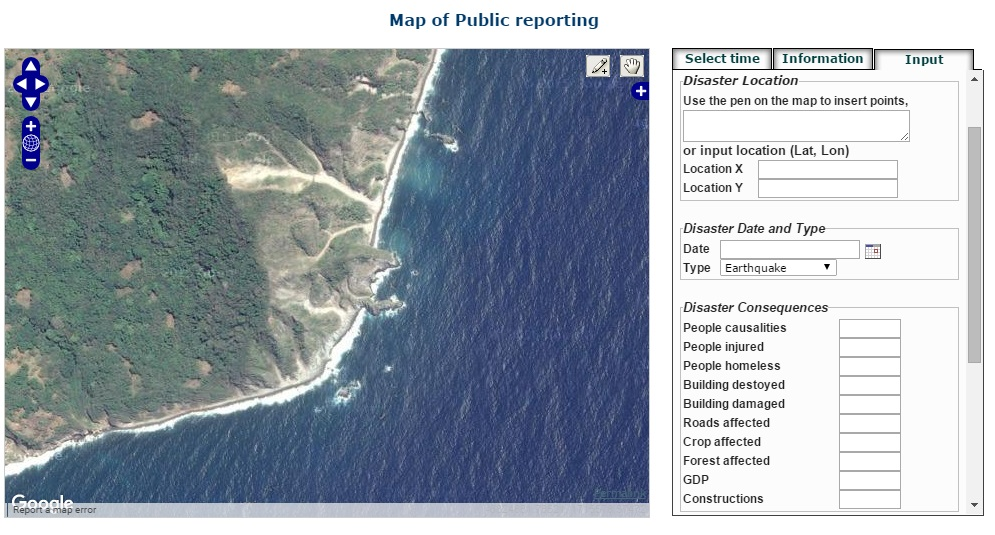 Landslide Inventory Mapping Based On Visual Image Interpretation And Fieldwork
